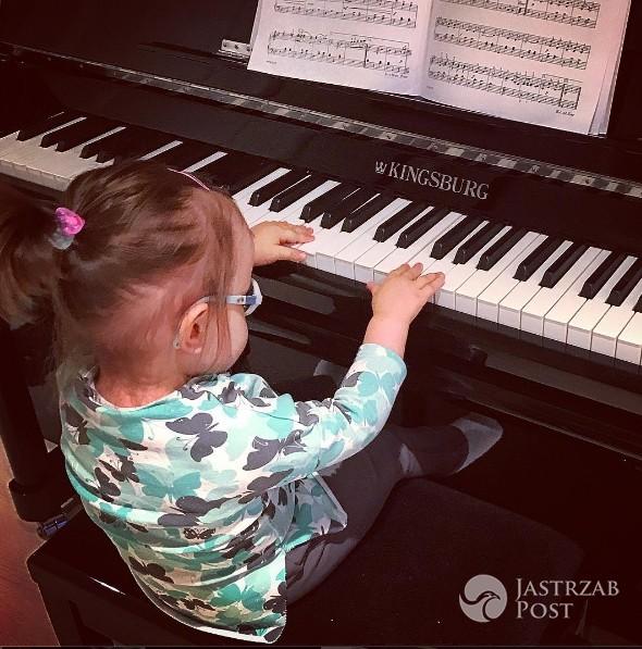 Anna Wendzikowska pokazała zdjęcie córki