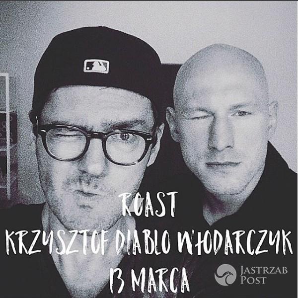 Roast Krzysztofa Diablo-Włodarczyka
