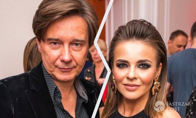 Mariusz Treliński i Edyta Herbuś rozstali się