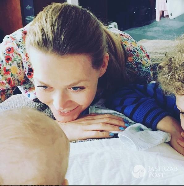 Tamara Arciuch pokazała zdjęcie córki