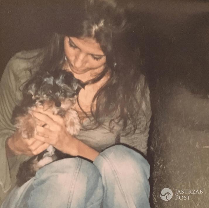 Weronika Rosati straciła ukochanego psa rasy york - Instagram