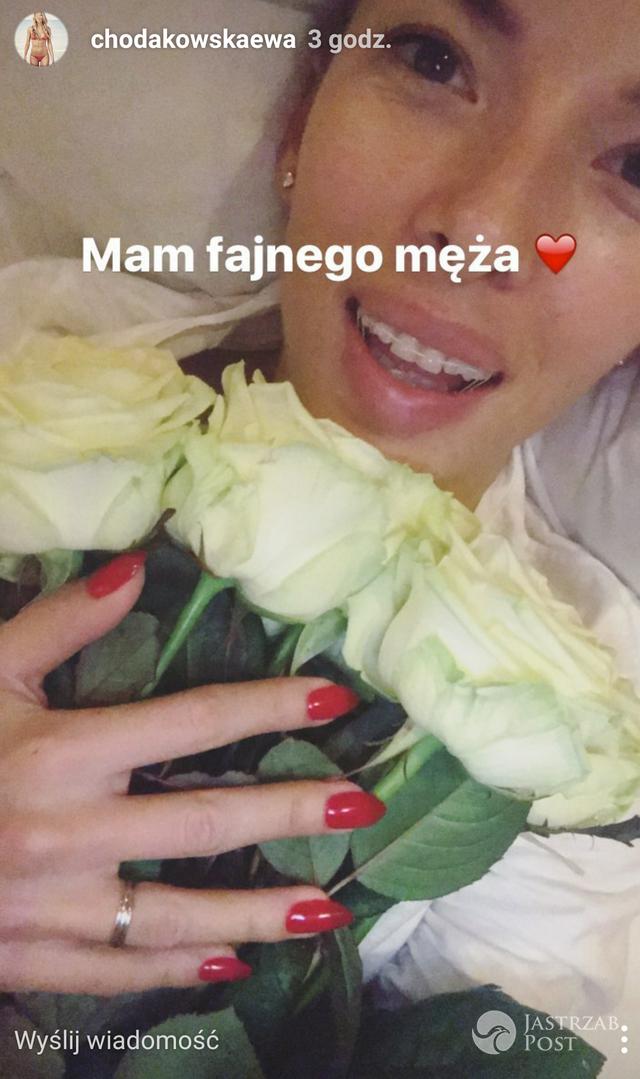 Ewa Chodakowska założyła aparat ortodontyczny - Instagram