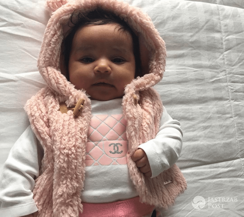 Dream Kardashian - córka Roba i Blac Chyny