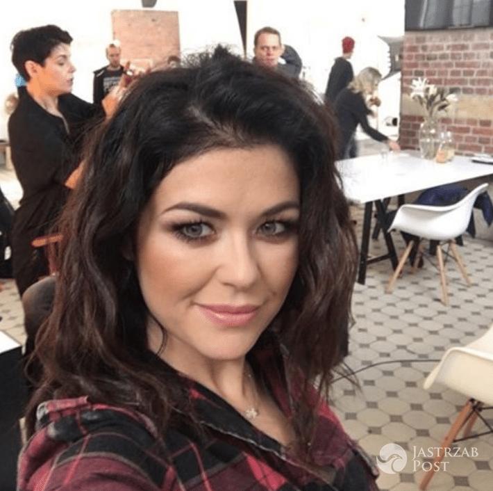 Katarzyna Cichopek w nowej fryzurze - Instagram