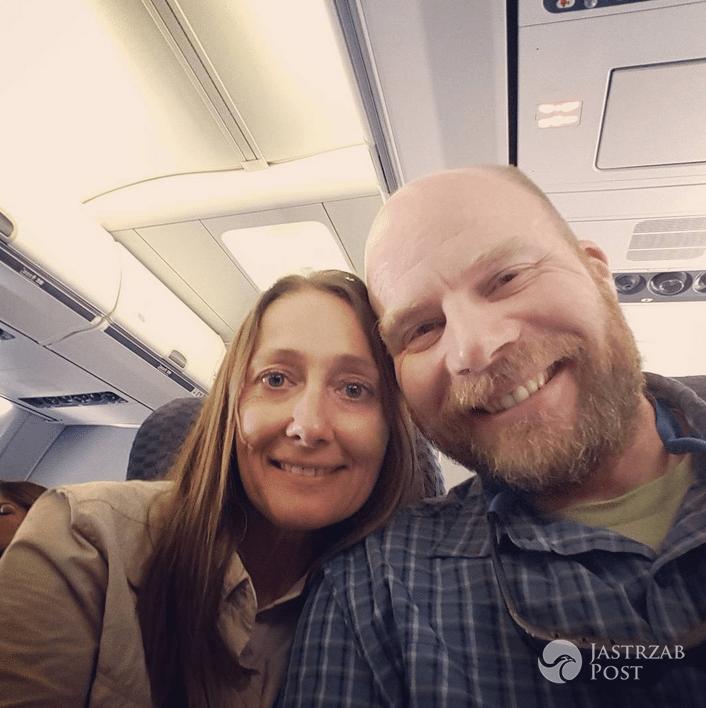 Zdjęcie (9) Beata Pawlikowska chwali się swoim przystojnym Amerykaninem! Kochankowie świętują 2 rocznicę swojego związku!