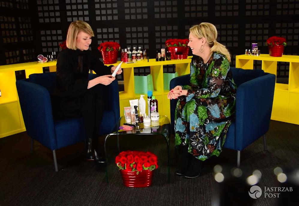 Kasia Stankiewicz w programie Kosmetyczka Gwiazd