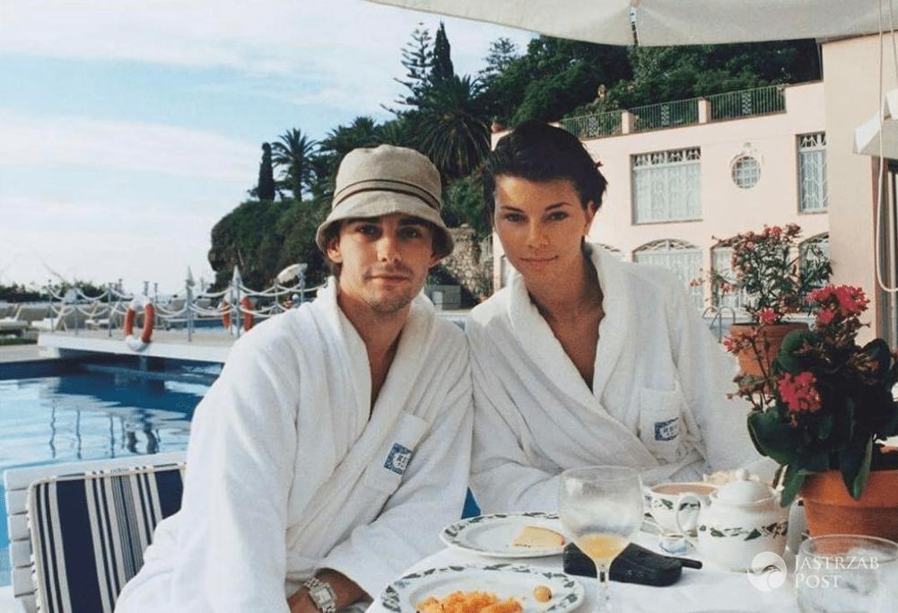 Edyta Górniak i Marcin Tyszka - niepublikowane zdjęcie z 1999 roku - Viva!