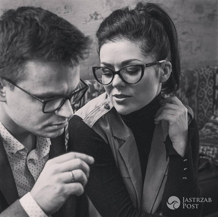 Katarzyna Cichopek z mężem - Instagram