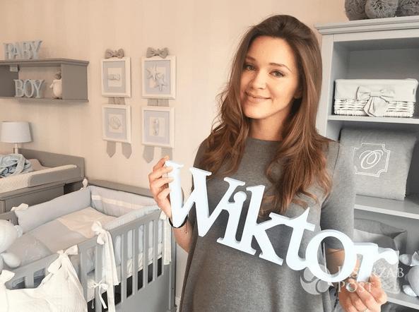 Natalia Jakuła w oczekiwaniu na synka Wiktora - Instagram