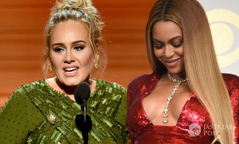 Grammy Adele Beyonce