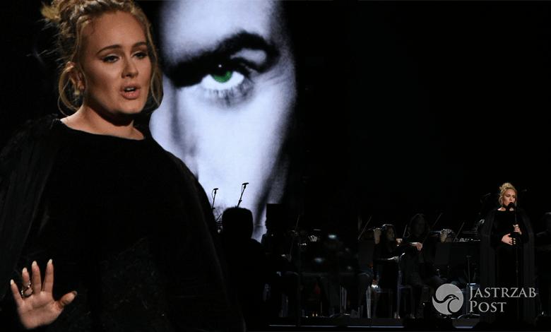 Wpadka Adele na Grammy 2017