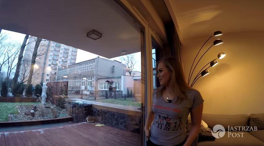 Agnieszka Kaczorowska pokazała mieszkanie