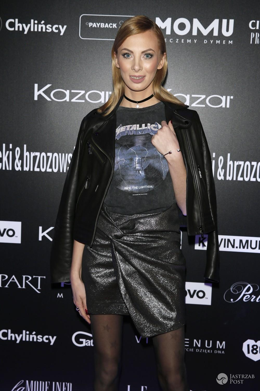 Charlize Mystery - Pokaz Paprocki & Brzozowski i najnowszej kolekcji butów marki Kazar 2017. Zdjęcia