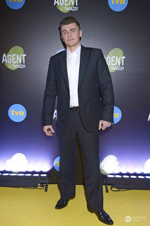 Tomasz Niecik - konferencja programu Agent gwiazdy 2