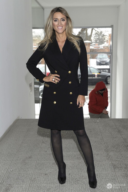 Karolina Szostak na imprezie firmy Soraya