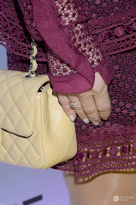 Weronika Rosati pokazała pierścionek zaręczynowy