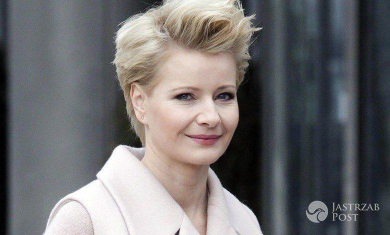 Małgorzata Kożuchowska Ma Różowe Włosy Instagram Metamorfoza