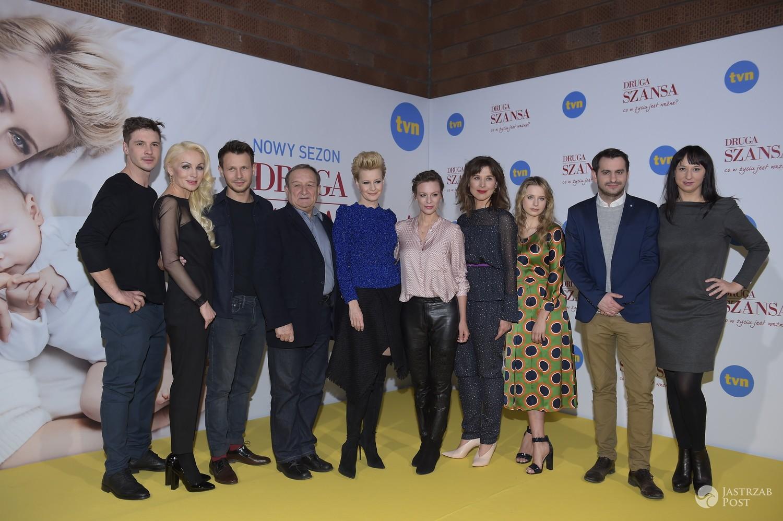 Obsada serialu Druga Szansa - trzeci sezon 2017