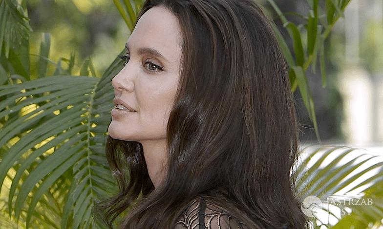 Angelina Jolie pierwsze zdjęcia po rozwodzie