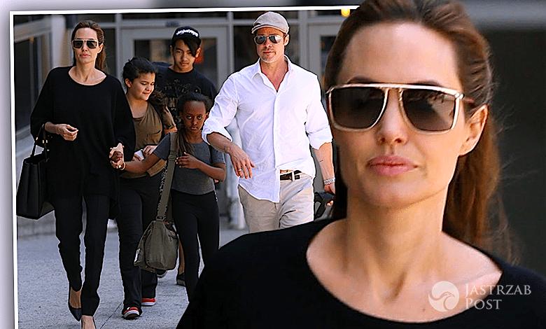 Angelina Jolie siódme dziecko