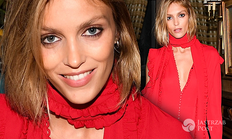 Anja Rubik na New York Fashion Week 2017