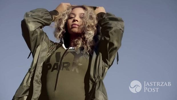 Beyonce w ciąży w kampanii Ivy Park fot. screen z YouTube