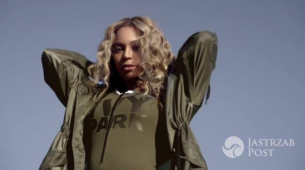 Beyonce w ciąży w kampanii Ivy Park 2017 fot. screen z YouTube