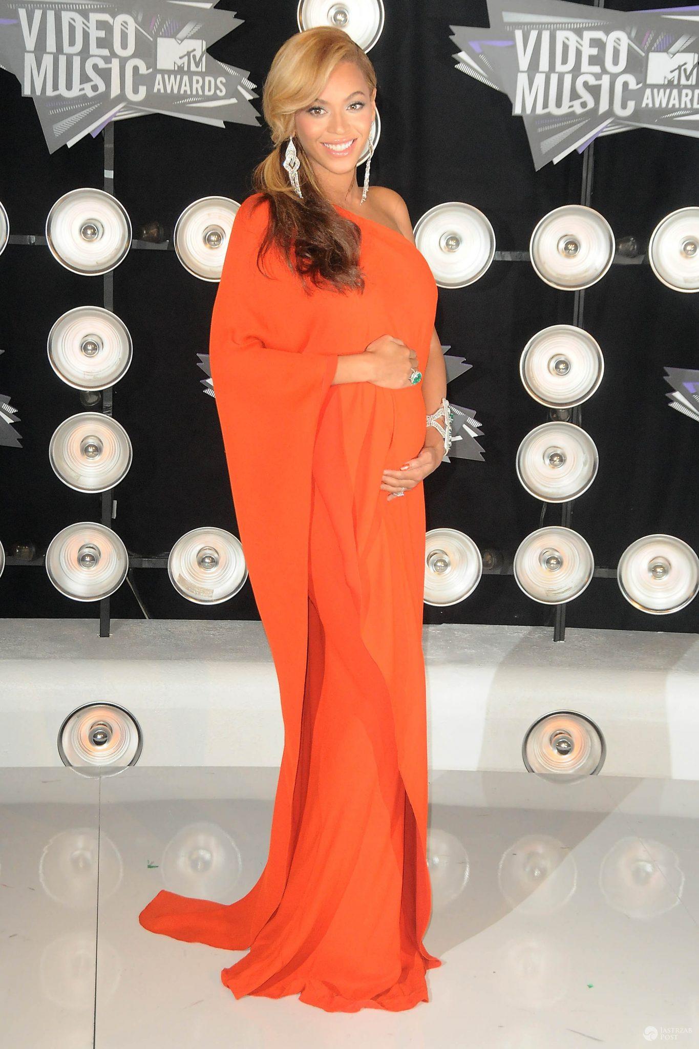 Beyonce w pierwszej ciąży - rozdanie nagród MTV VMA 2017