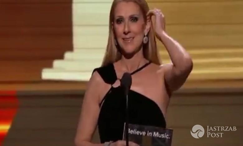 Celine Dion na Grammy 2017