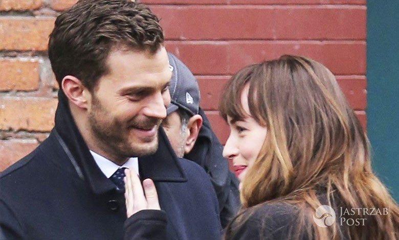 Dakota Johnson i Jamie Dornan są parą?