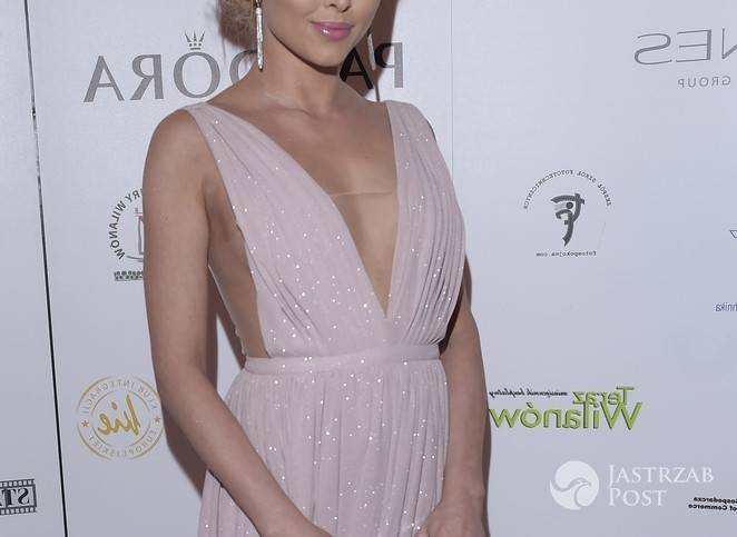 Joanna Opozda na Balu Debiutantek 2017