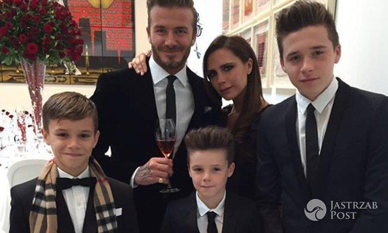 Co Victoria Beckham dostała na Walentynki?