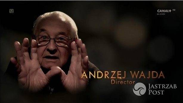Wspomnienie Andrzeja Wajdy na Oscarach 2017