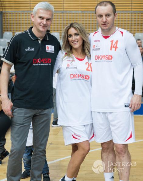 Karolina Szostak o grze w koszykówkę