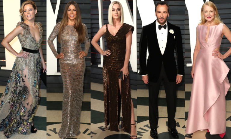 Vanity Fair Oscar Party 2017