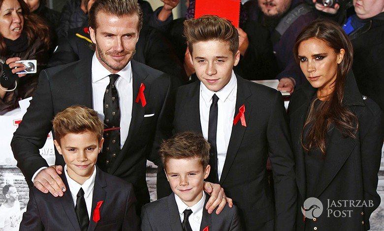 Victoria Beckham pokazała prezent od męża i dzieci