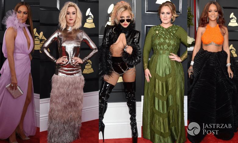 Gwiazdy na Grammy 2017 - zdjęcia