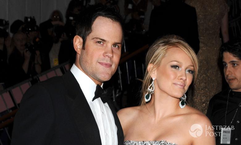Były mąż Hilary Duff oskarżony o gwałt