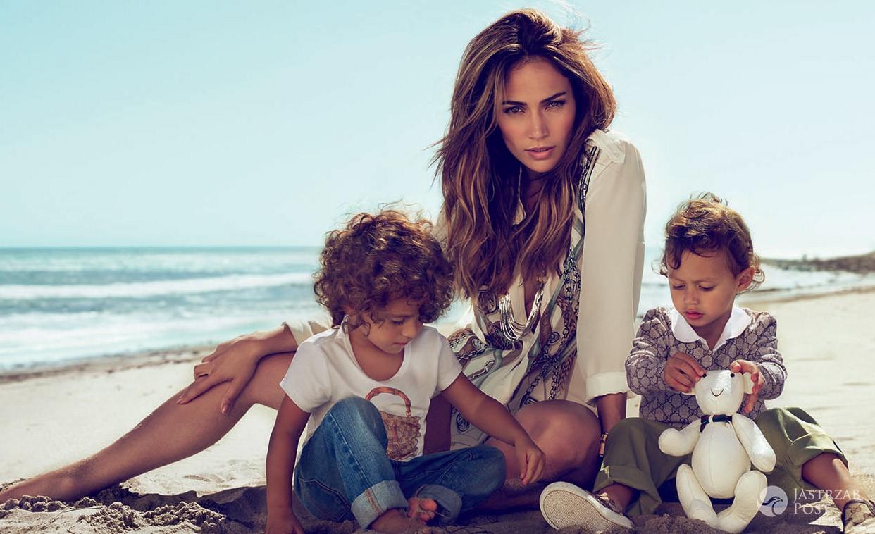 Jennifer Lopez ile ma dzieci?