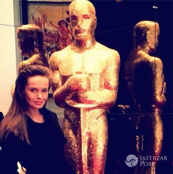 Kasia Sowińska - Oscary 2013 (Polacy na Oscarach)