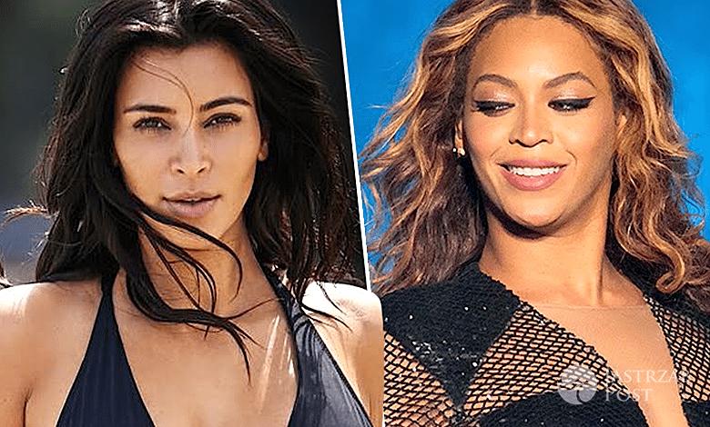 Kim Kardashian i Beyonce mają konflikt