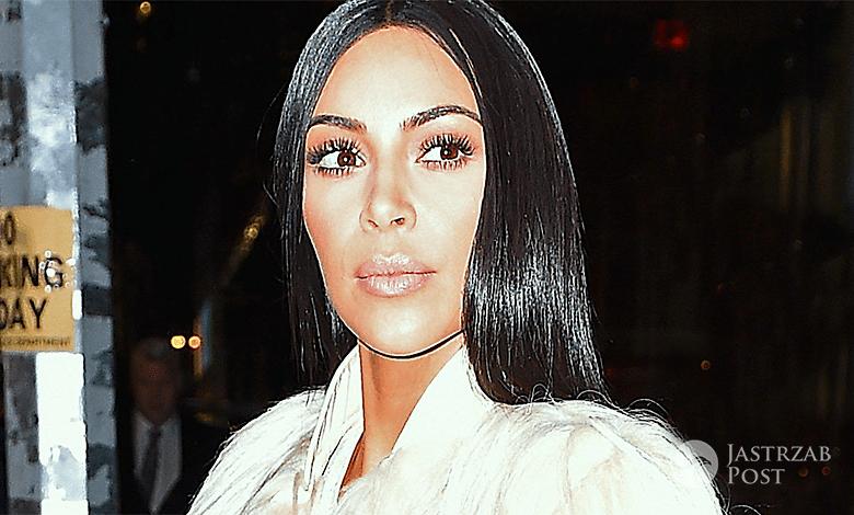 Kim Kardashian ma depresję