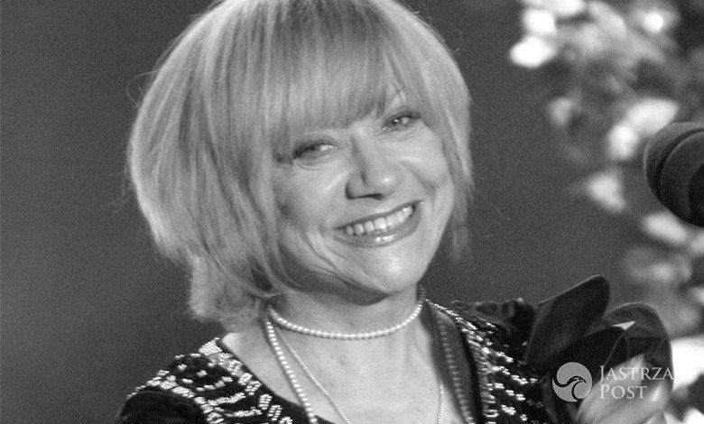 Gwiazdy o zmarłej Krystynie Sienkiewicz