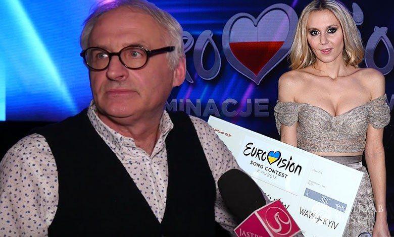 Krzesimir Dębski krytykuje kompozycję Kasi Moś na Eurowizję