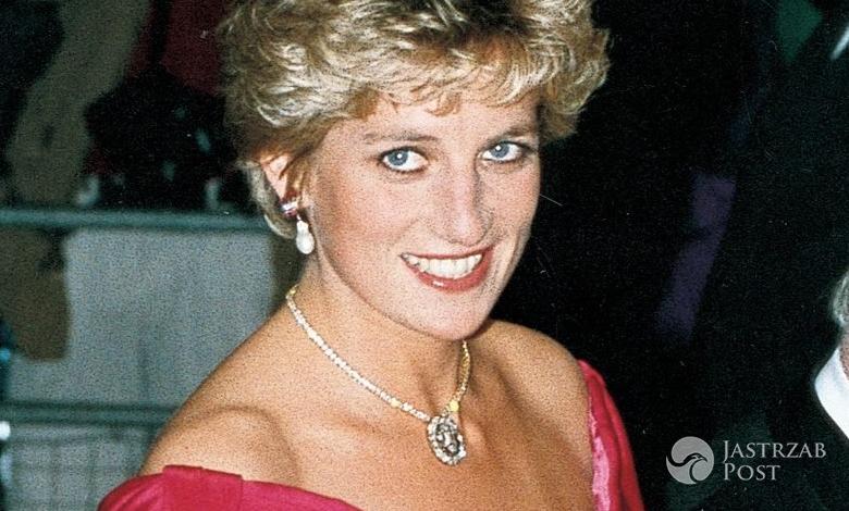 Księżna Diana kreacja sprzed 30 lat