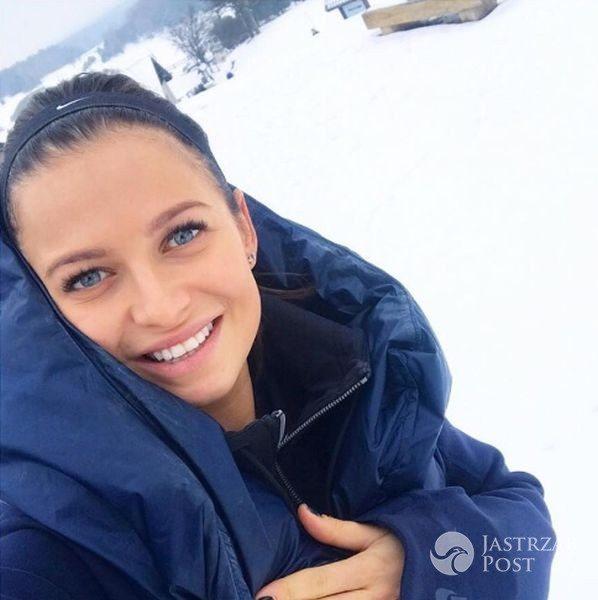 Anna Lewandowska tęskni za mężem