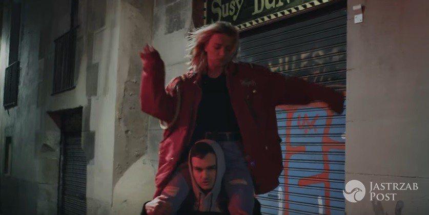 Maffashion i Czarek Jóźwik w reklamie Coca-Coli