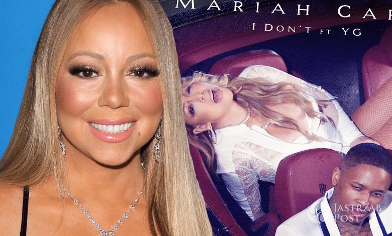 """Mariah Carey - nowy singiel """"I Don't"""""""