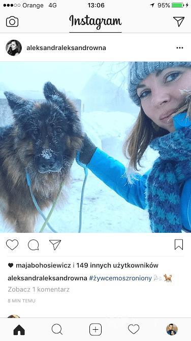 Aleksandra Kwaśniewska świętuje swoje urodziny?