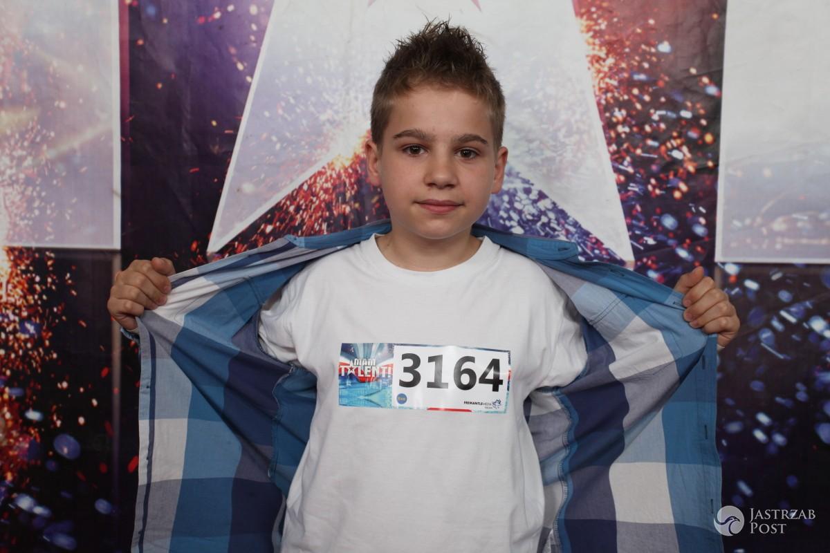 Olaf Bressa z Mam talent w preselekcjach na Eurowizję 2017